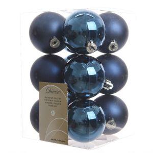 BOLAS AZUL OSCURO 300x300 - Bola de navidad personalizada con caja