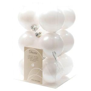 BOLAS BLANCAS 300x300 - Bola de navidad personalizada con caja
