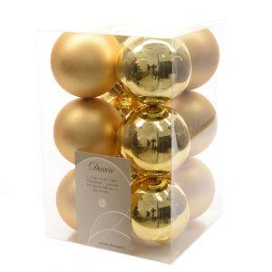 BOLAS ORO 300x300 - Bola de navidad personalizada con caja
