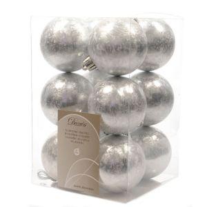 BOLAS PLATA 300x300 - Bola de navidad personalizada con caja