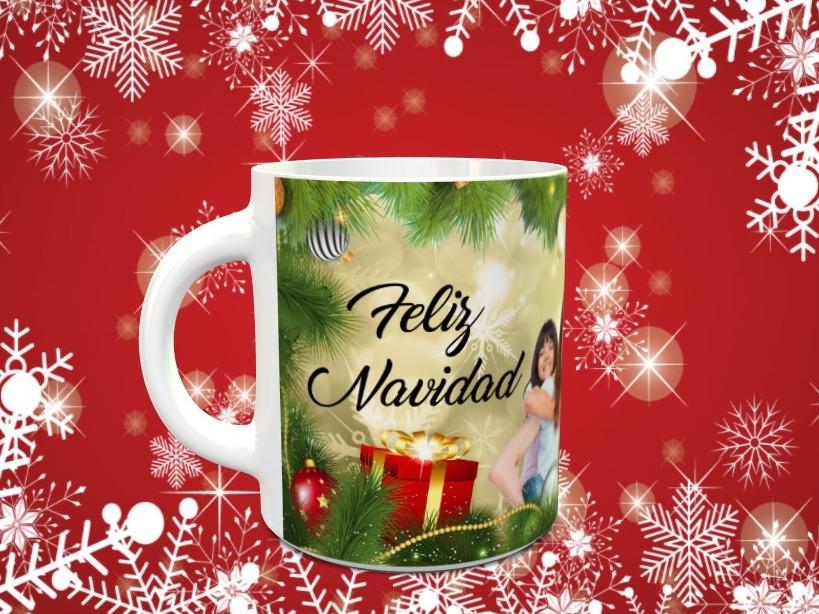Navidad 1 1 - Momento de regalar una Taza de Navidad o Año nuevo