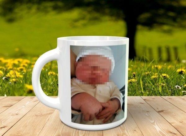 fotoefectos.com  1 1 1 600x437 - Taza personalizada para desayuno niños recien nacidos