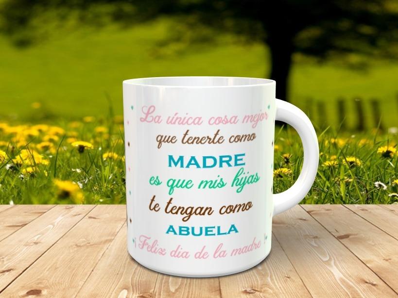 frase taza para el dia de la madre
