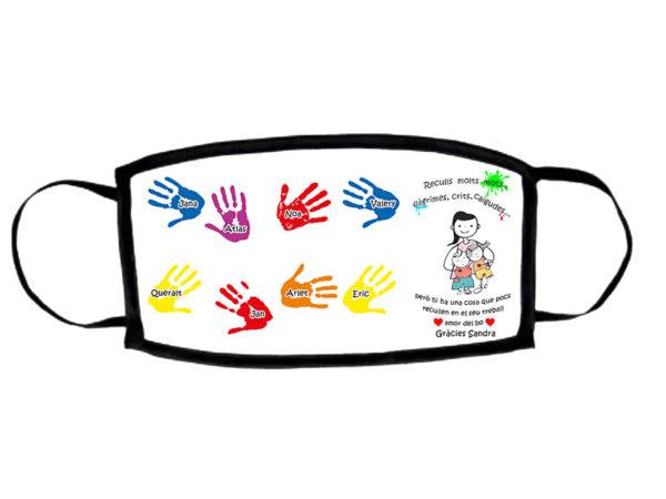 """foto productos mascarillas maestras manos2 600x450 - Mascarillas para profesores 1 """"personalizadas"""""""