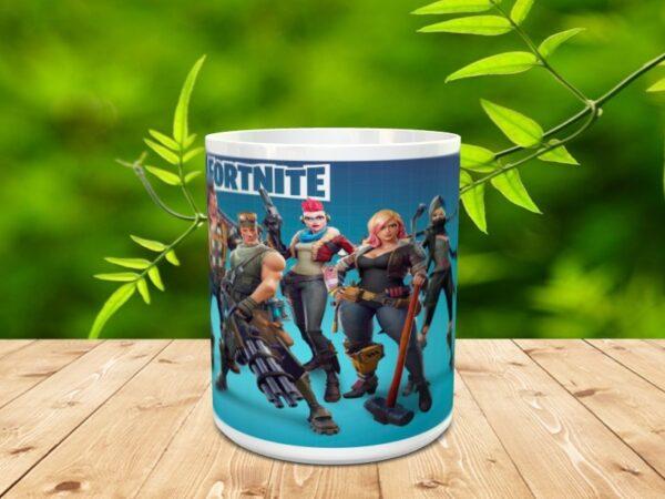 fornite 2xx 600x450 - Taza Fortnite 2