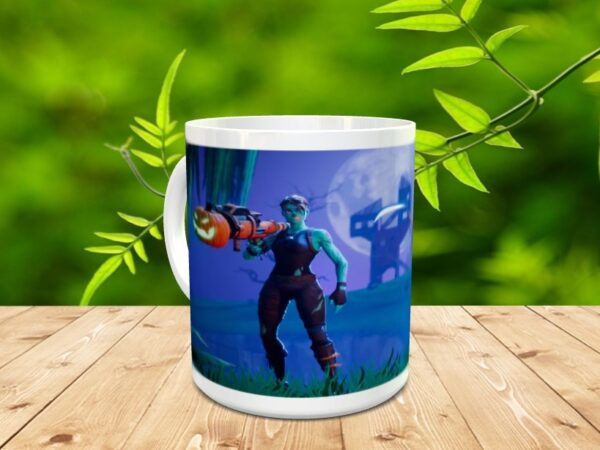 fortnite 6x 600x450 - Taza Fortnite 6