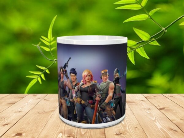 fortnite 7xx 600x450 - Taza Fortnite 7
