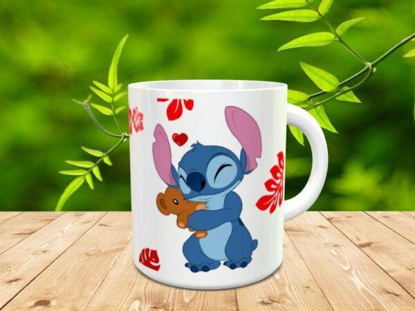 lilo 1xx 600x450 - Taza Lilo & Stitch 1