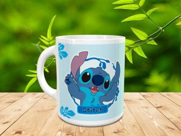 lilo 2xxx 600x450 - Taza Lilo & Stitch 2