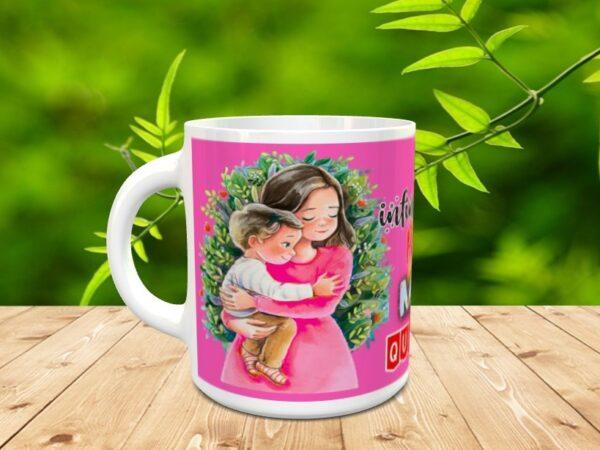 """mama dios1 600x450 - Taza para el día de la madre """"Mamá Dios"""""""