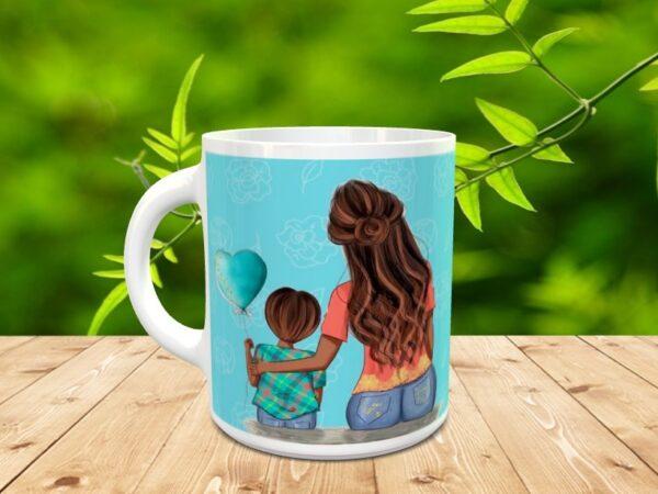 """mama mejorX 1 600x450 - Taza para el día de la madre """"Mamá mejor"""""""