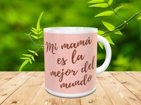 """mama mundiX2 600x450 - Taza para el día de la madre """"Mamá mundi"""""""