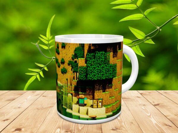 minecraft 2xx 600x450 - Taza Minecraft 2