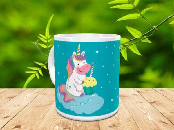unicornios 1x 600x450 - Taza Unicornios 1