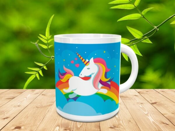unicornios 3xx 600x450 - Taza Unicornios 3