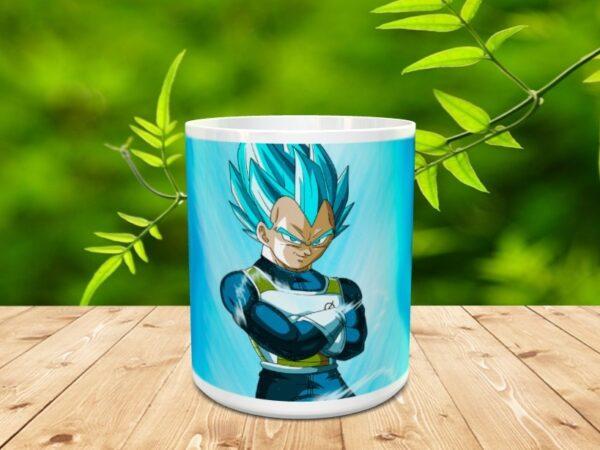 Goku 11xx 600x450 - Taza Son Goku 11