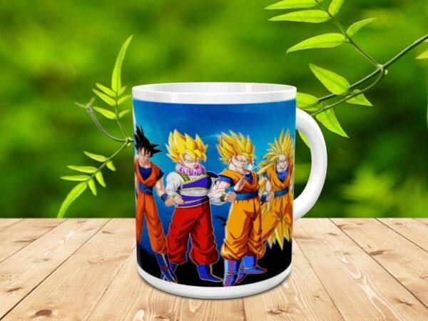 Goku 14xx 600x450 - Taza Son Goku 14
