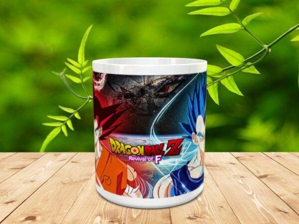 Goku 18xx 600x450 - Taza Son Goku 18