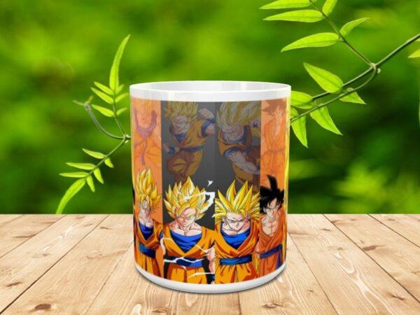Goku 1xx 600x450 - Taza Son Goku 1