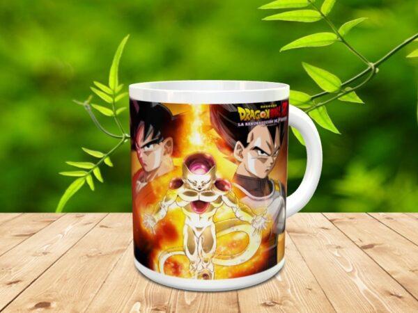 Goku 26x 600x450 - Taza Son Goku 26