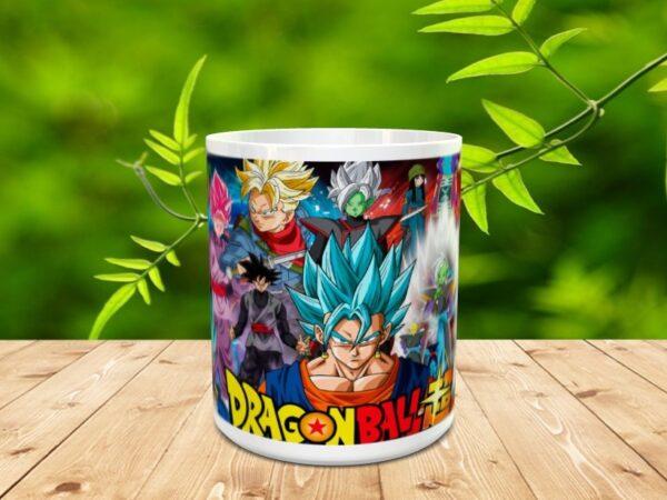 Goku 28xx 600x450 - Taza Son Goku 28
