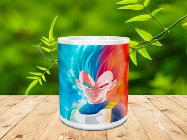 Goku 31x 600x450 - Taza Son Goku 31