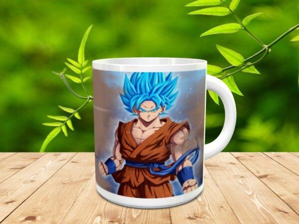 Goku 33xx 600x450 - Taza Son Goku 33