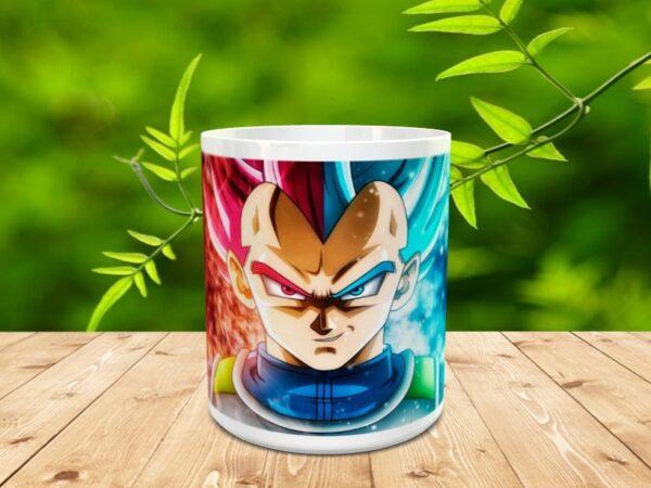 Goku 34x 600x450 - Taza Son Goku 34