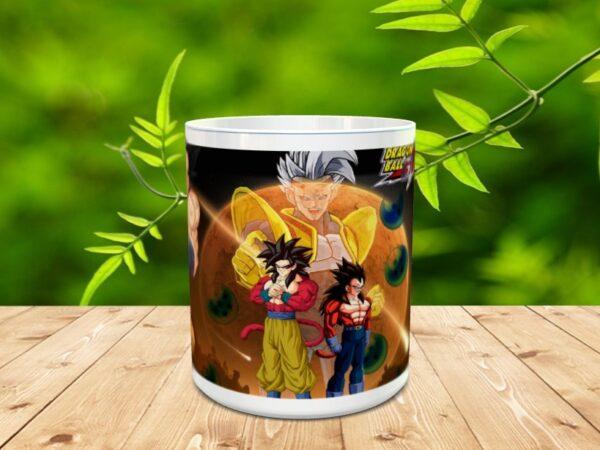Goku 3xx 600x450 - Taza Son Goku 3