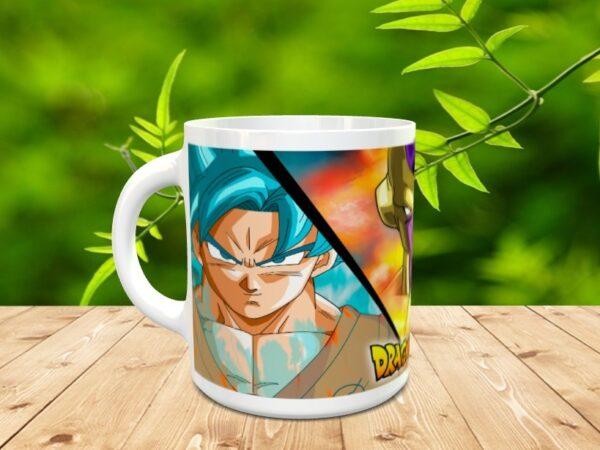 Goku 6xxx 600x450 - Taza Son Goku 6