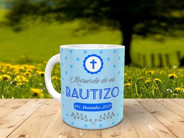 bautizo nino12x 600x449 - Taza personalizada con foto para bautizo