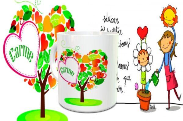 taza 17x 600x397 - Taza personalizada con foto para profesores 17