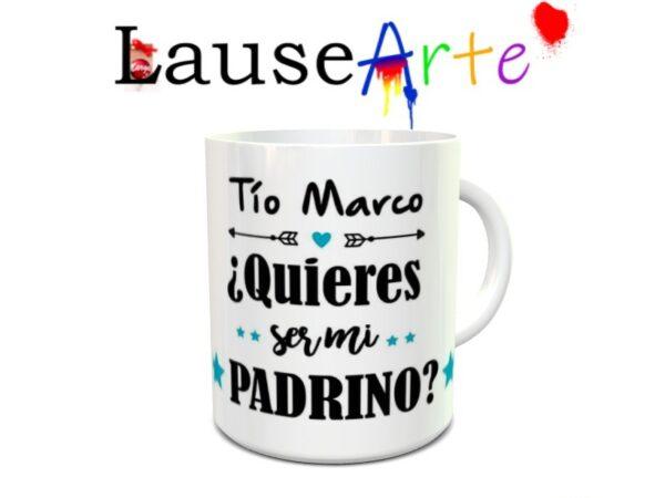 bautizo 27x 600x450 - Taza Padrino/Madrina